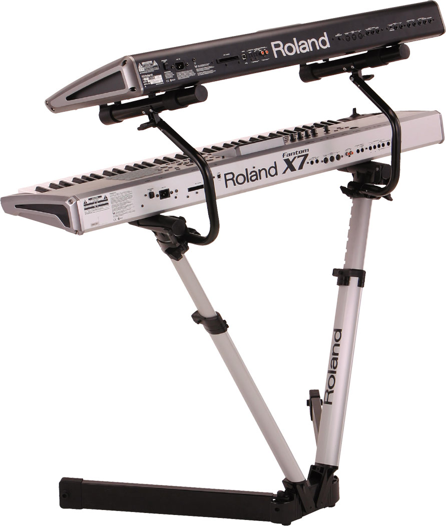 Roland Ks Stv7 Secondary Tier For V Stand