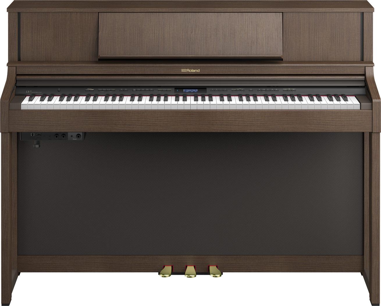 roland lx 7 digital piano. Black Bedroom Furniture Sets. Home Design Ideas
