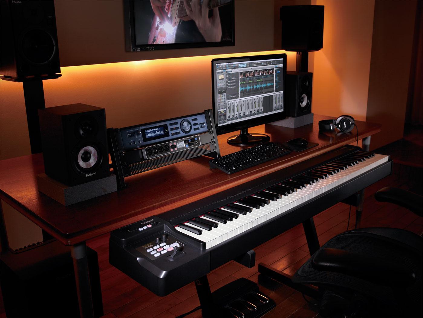 Roland Octa Capture Y 252 Ksek Hızlı Usb Ses Aray 252 Z 252