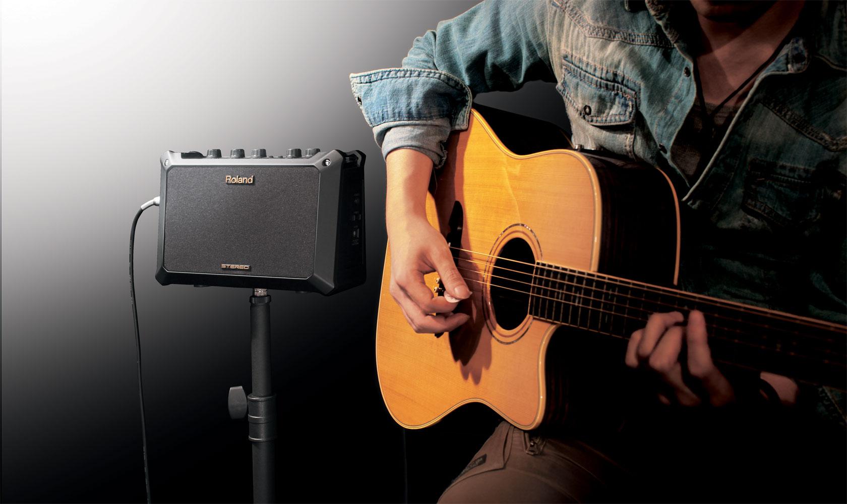 roland mobile ac acoustic chorus. Black Bedroom Furniture Sets. Home Design Ideas
