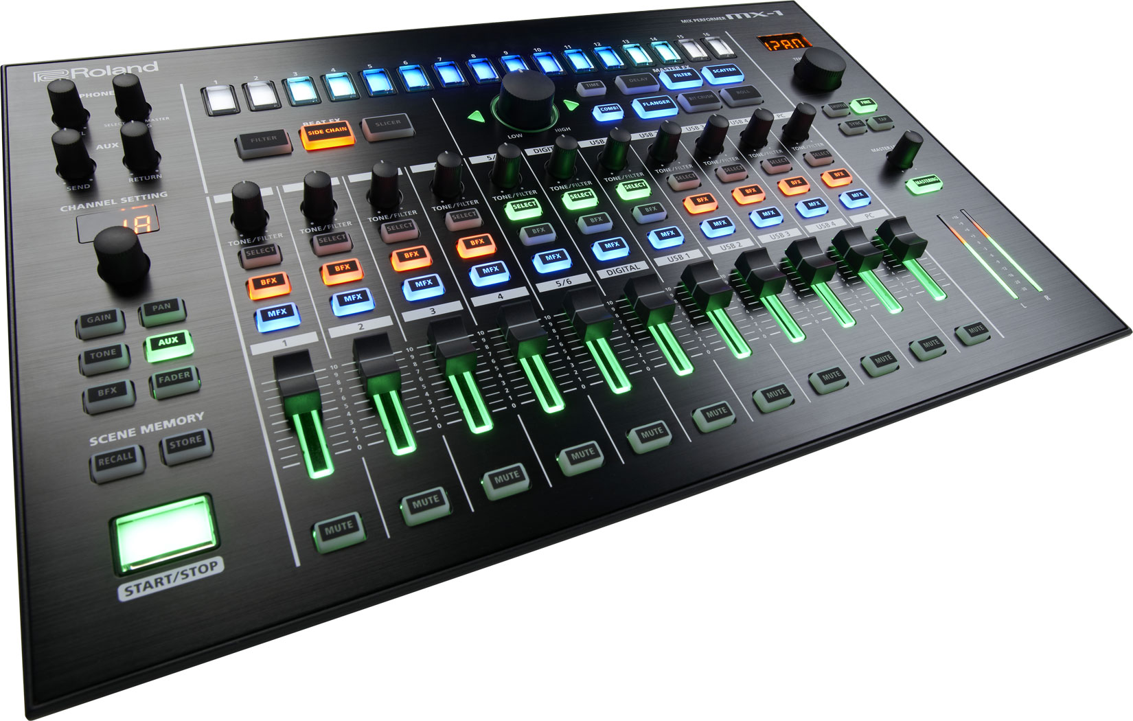 Roland india mx-1 | mix performer.