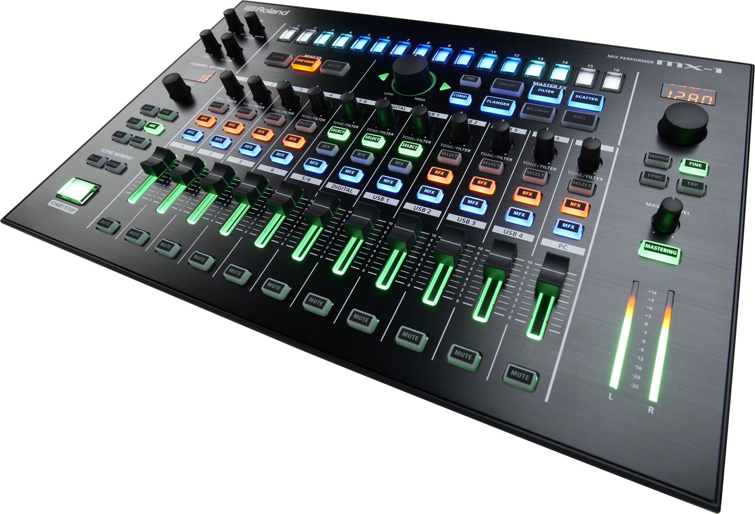 roland mx-1 aira performance mix controller