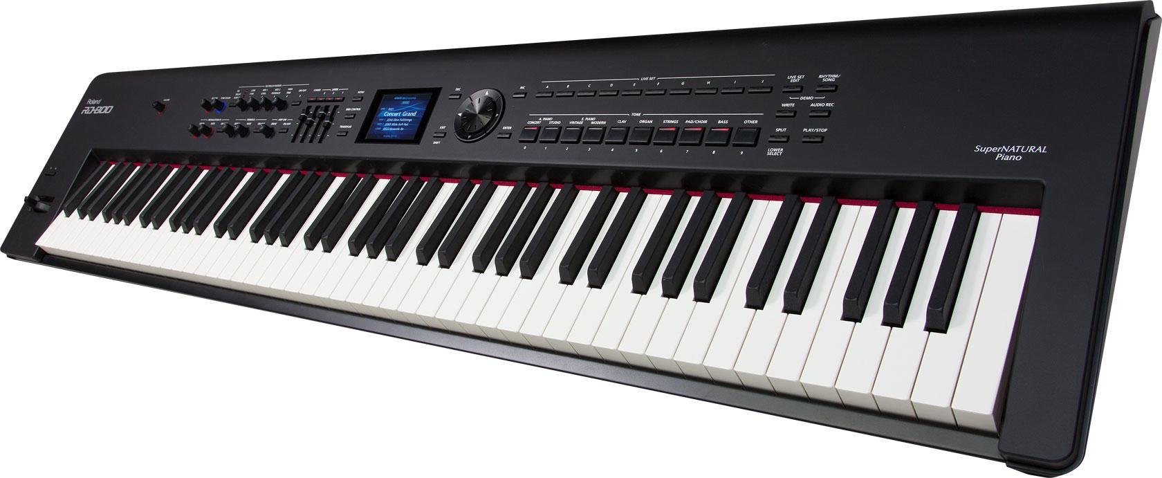 欢迎访问罗兰中文网站 - rd-800   舞台电钢琴