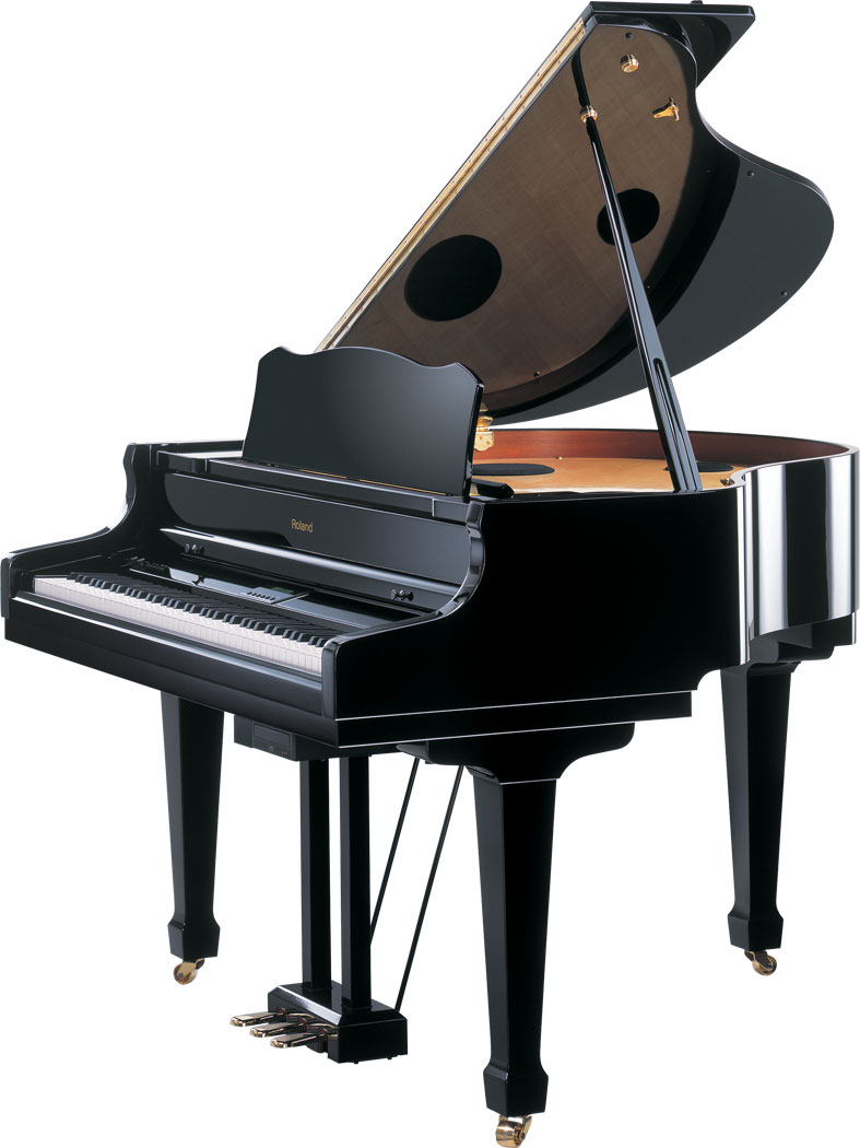 roland rg 7 digital grand player piano. Black Bedroom Furniture Sets. Home Design Ideas