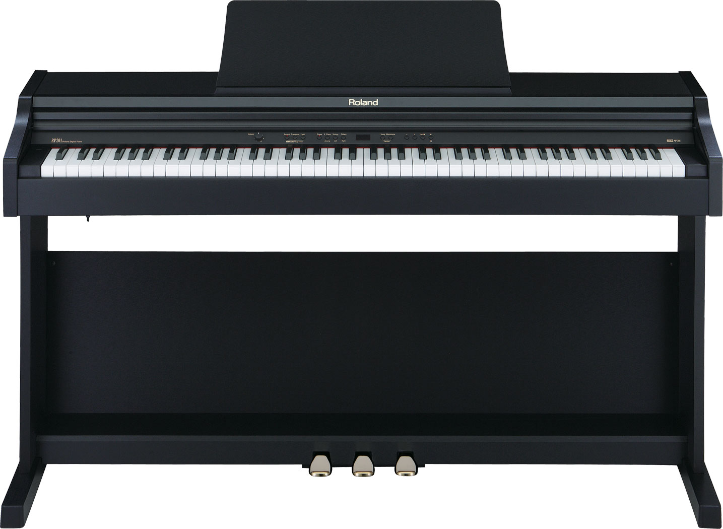 roland rp 201 digital piano. Black Bedroom Furniture Sets. Home Design Ideas