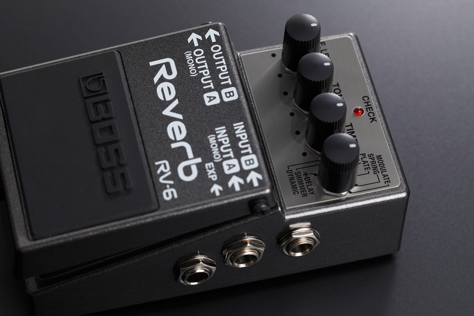 Boss  RV-6 Reverb педаль