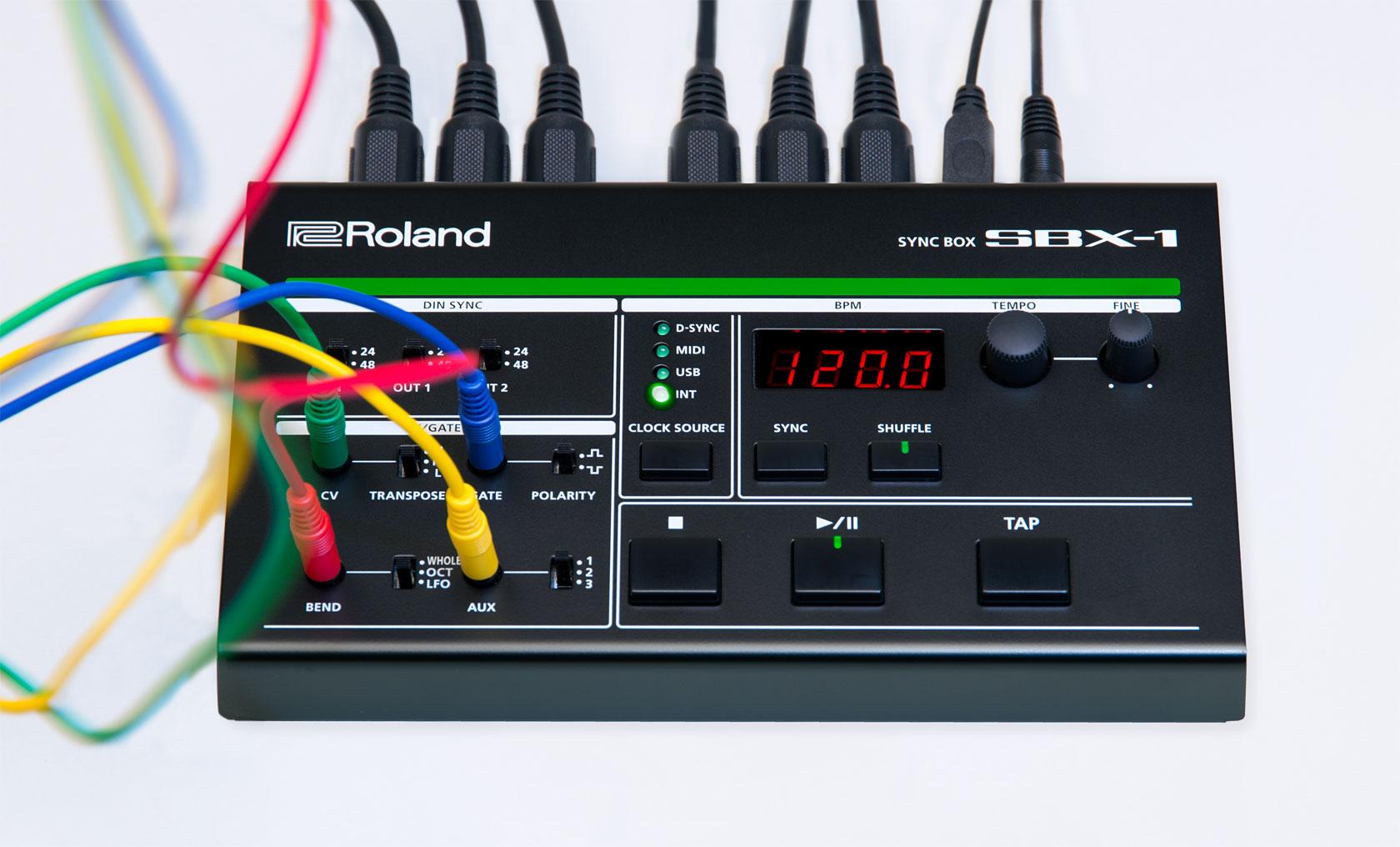 Roland Sbx 1 Sync Box