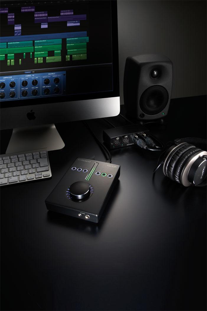 Roland super ua usb audio interface music junctionmusic for Super studio
