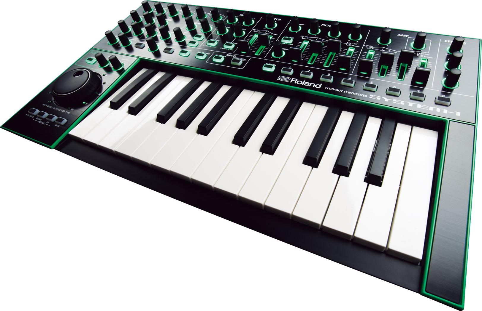 Синтезатор Roland AIRA System-1