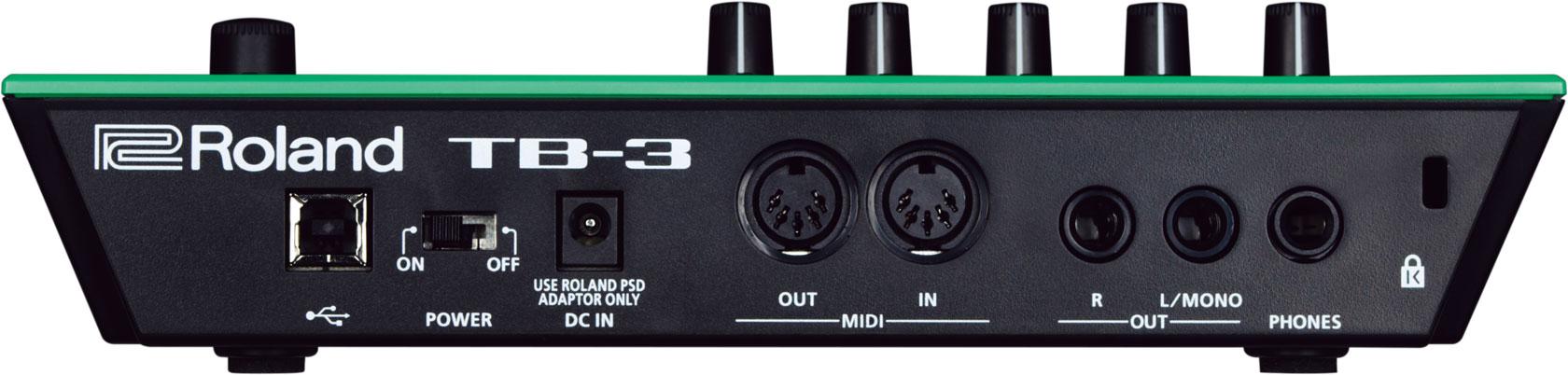 Roland Tb 3 Touch Bassline