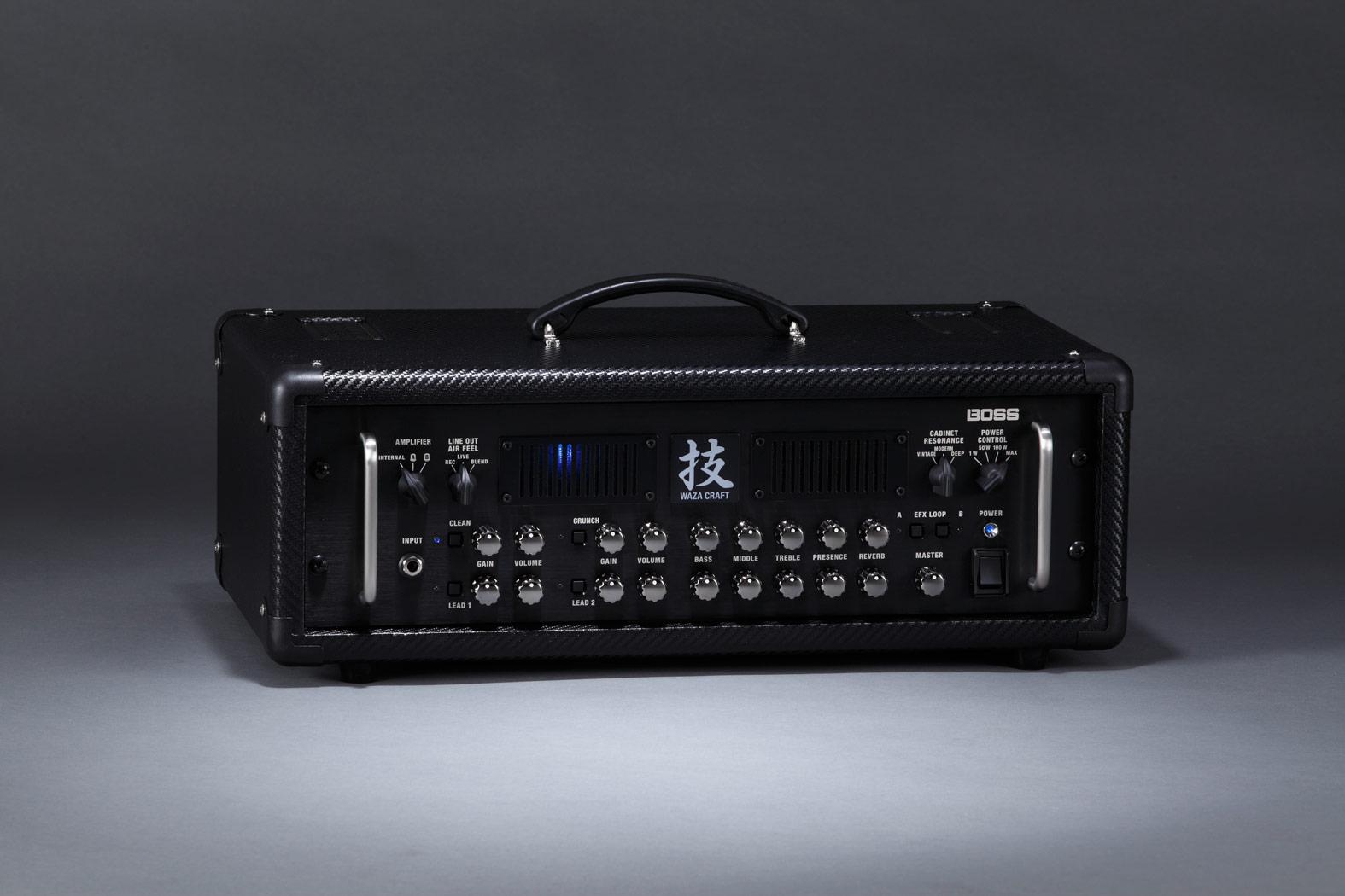 boss waza amp head guitar amplifier. Black Bedroom Furniture Sets. Home Design Ideas