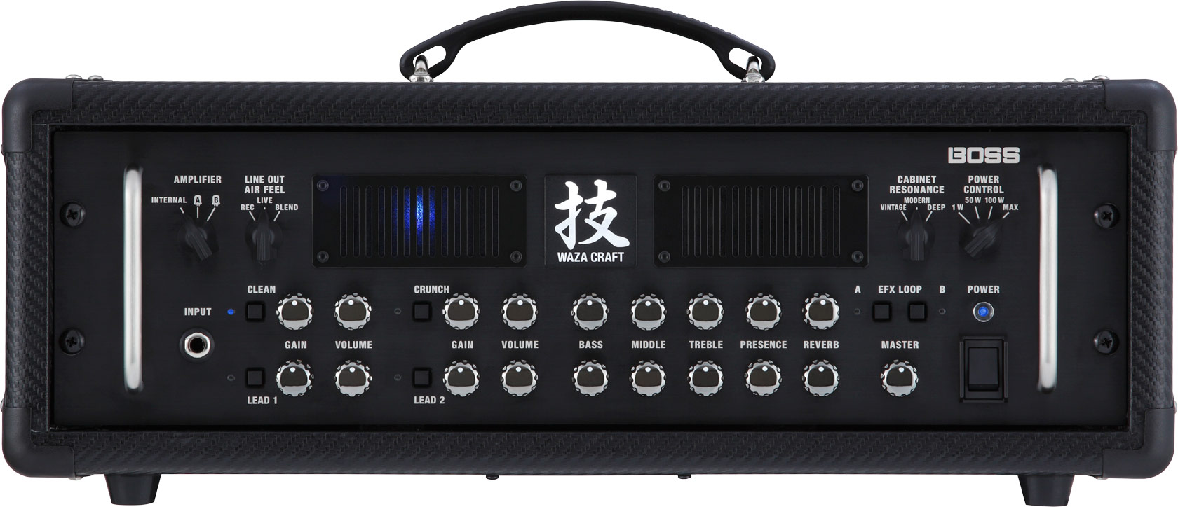 new boss waza guitar amp the gear page. Black Bedroom Furniture Sets. Home Design Ideas