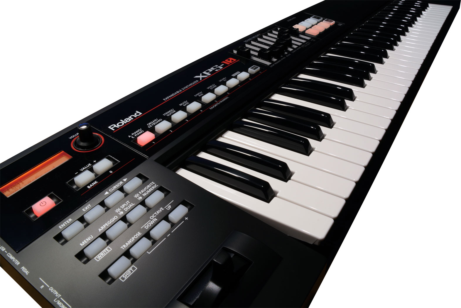 Roland India - XPS-10 | Expandable Synthesizer