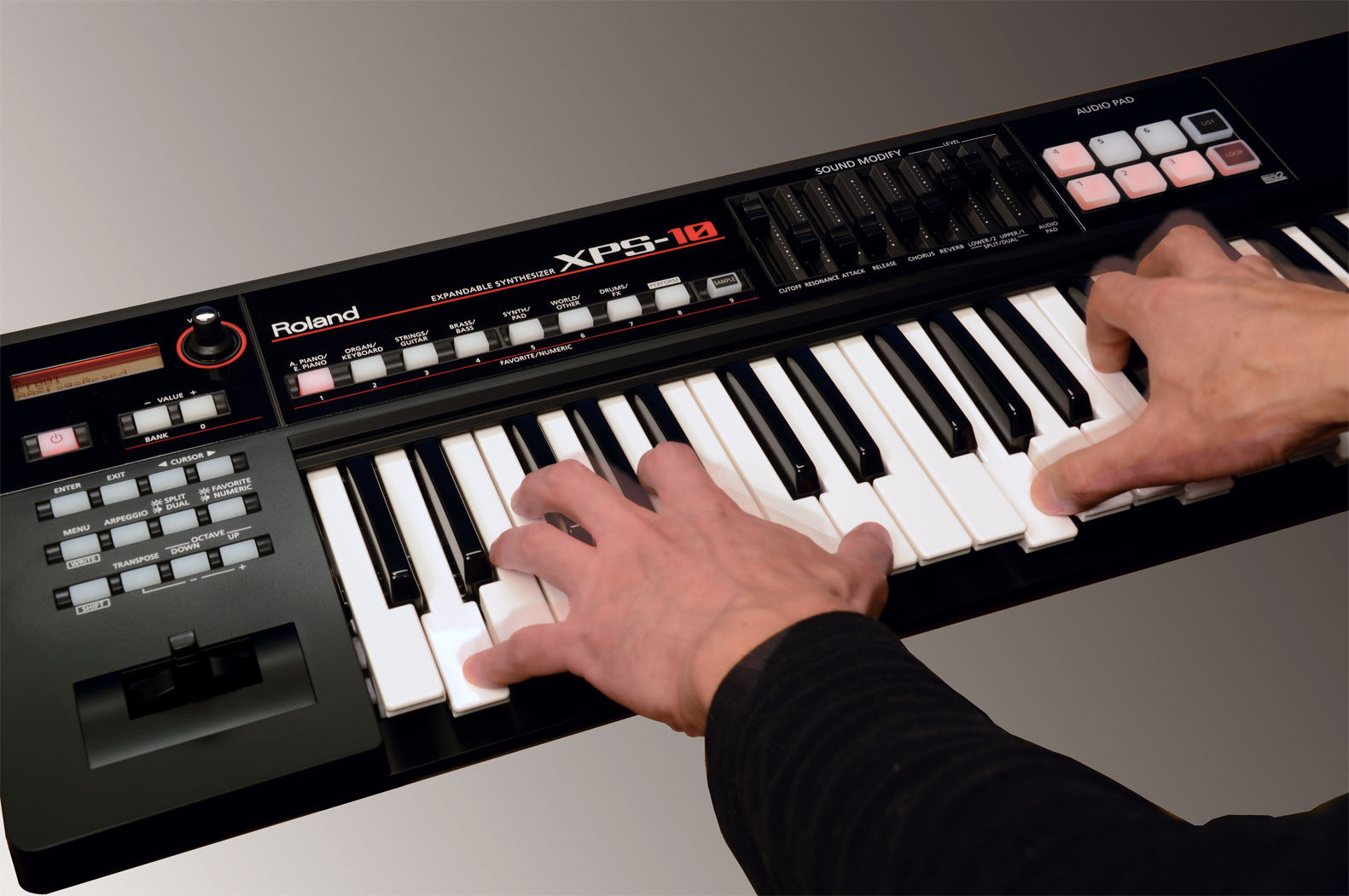 roland xps 10 expandable synthesizer rh id roland com XPS 11 dell xps 10 user manual