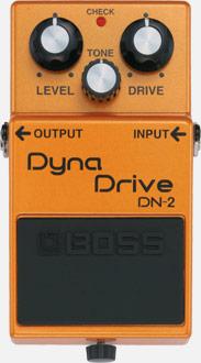 BOSSのエフェクター、DN-2を徹底解説!【Dyna Drive】