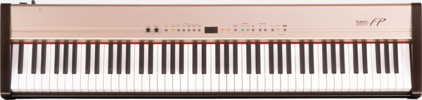 Roland fp3, 88 note fully weighted digital piano keyboard with.