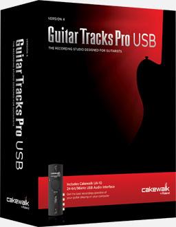 Guitar Tracks Pro USB