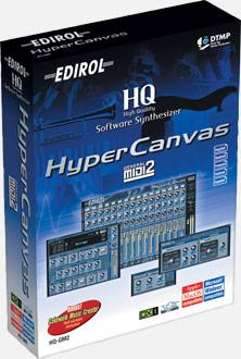 HQ Hyper Canvas