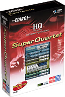 HQ Super Quartet