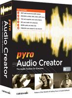 pyro Audio Creator