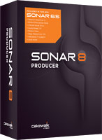 SONAR 8.5 Producer
