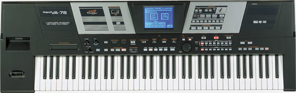 Roland Arranger Workstation Keyboard : roland va 76 v arranger keyboard ~ Hamham.info Haus und Dekorationen