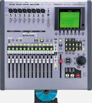VS-2400CD