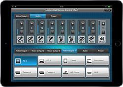 XS-80H Remote iPad App