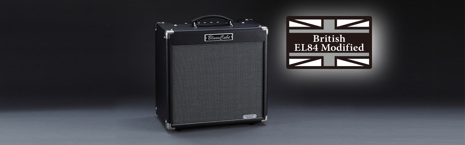 "Blues Cube Hot ""British EL84 Modified"""