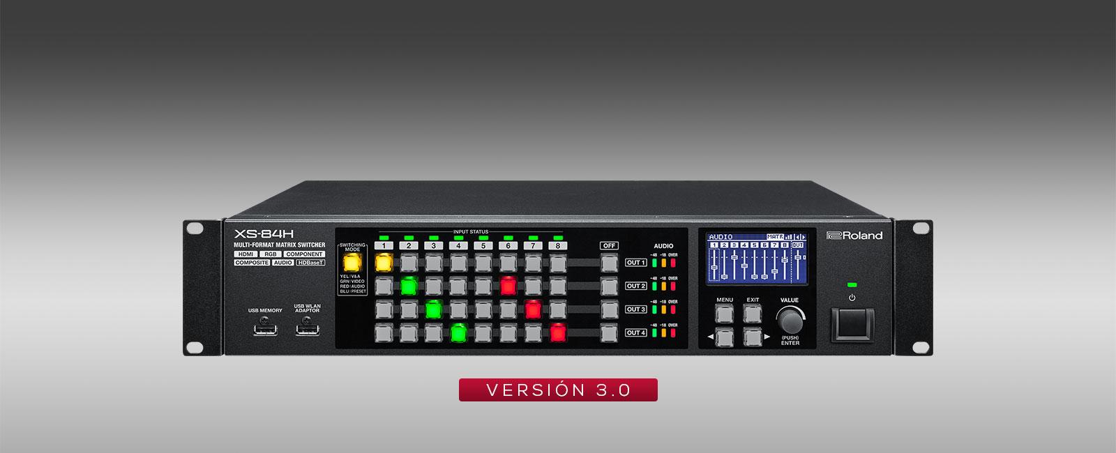 Serie XS Versión 3.0