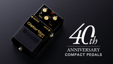 featured-content:40th Anniversary Compact Pedals