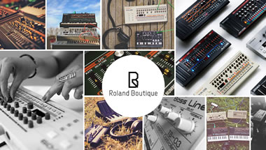 featured-content:Roland Boutique — 60 Second Sessions