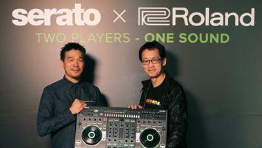 featured-content:Serato X Roland