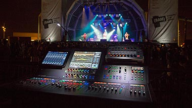 featured-content:M-5000 Digital Console Micro site