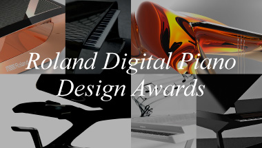 featured-content:Digital Piano Design Awards