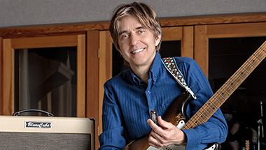 featured-content:Eric Johnson Blues Cube音色膠囊