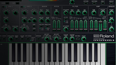 featured-product:SYSTEM-1 Yazılım Synthesizer