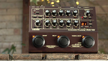featured-video:AD-10 Acoustic Preamp