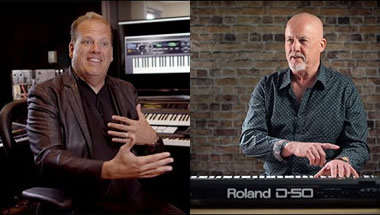 featured-video:D-50 Celebration Moments with Adrian Scott and Eric Persing