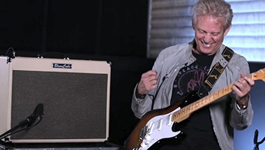 featured-video:Blues Cube Don Felder Demo