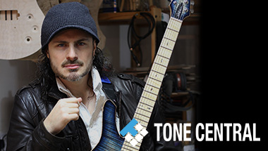 featured-video:BOSS TONE CENTRAL SY-300 played by  Alex Hutchings