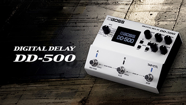featured-video:DD-500 Sound Preview
