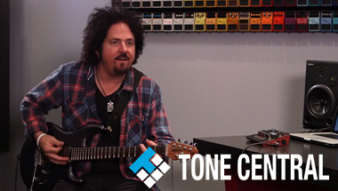 featured-video:GT-001 Steve Lukather Demo