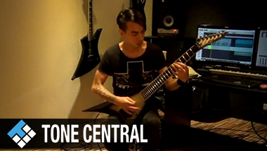 featured-video:BOSS TONE CENTRAL GT-100 played by Jesse Black Liu (CHTHONIC)