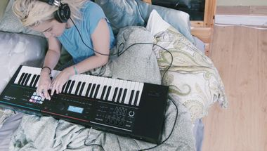 featured-video:Chersea and the Roland JUNO-DS61