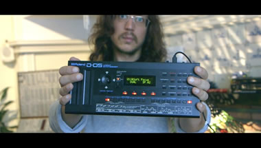 featured-video:Roland Boutique D-05 ile Legowelt