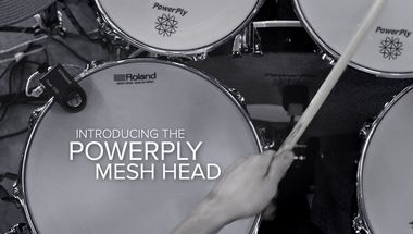 featured-video:PowerPly MESH HEAD MH2 Series