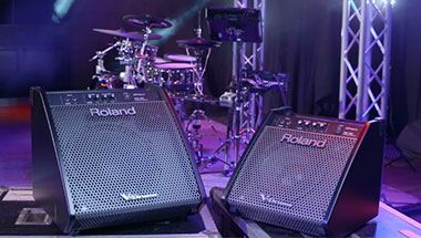 featured-video:PM Series V-Drums Amplifiers