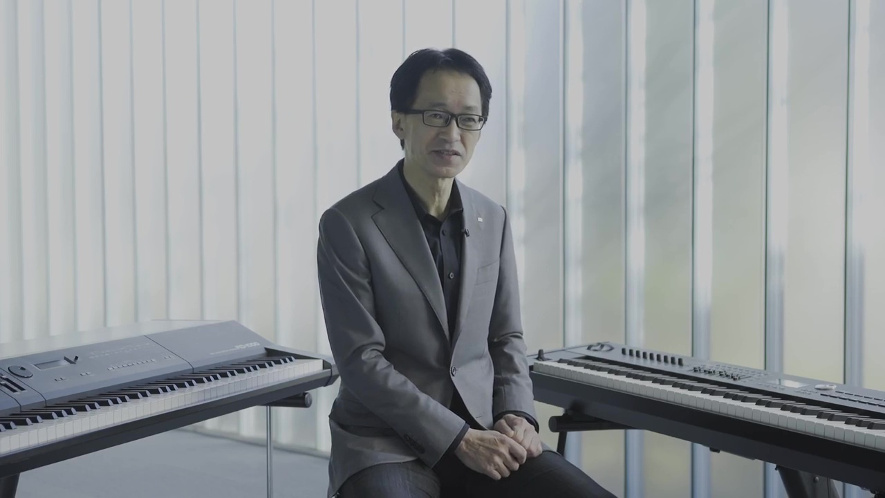 featured-video:Roland RD-1000 development story by Jun-ichi Miki