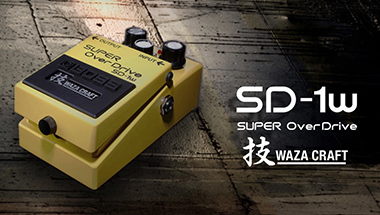 featured-video:SD-1W Sound Preview